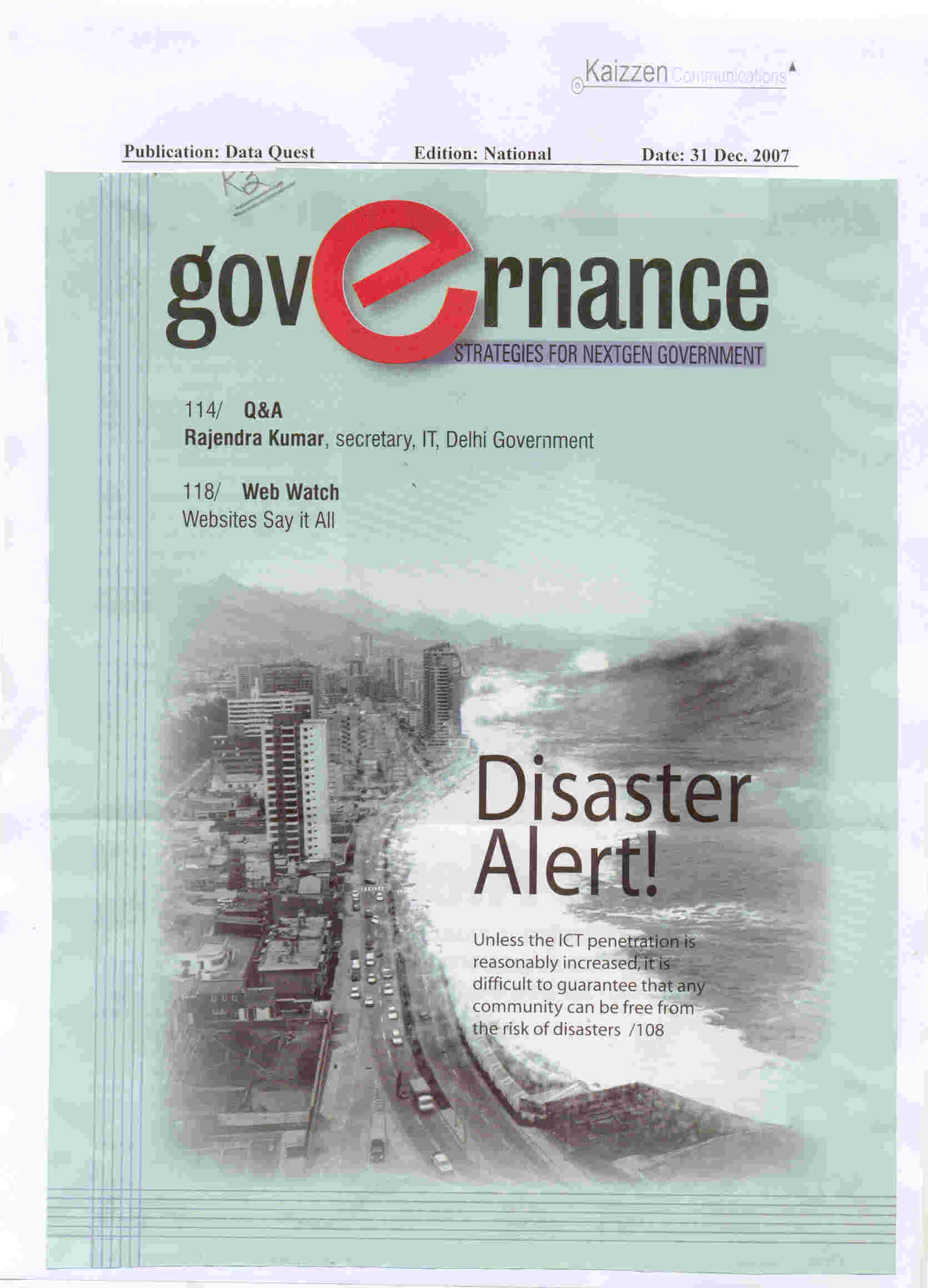 Disaster Alert_DataQuest_1